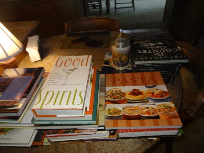 Lots of Cook Books