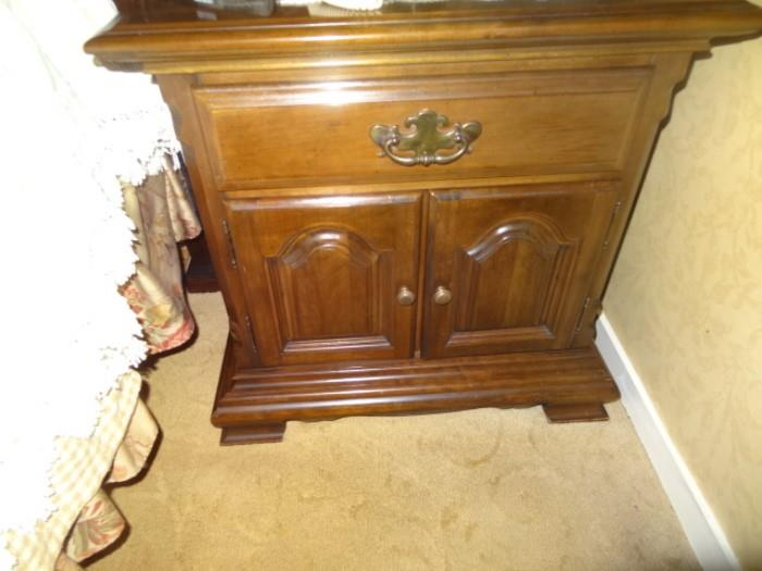 """Pair of Night Stands measuring 26""""W X 16"""" D X26""""H"""