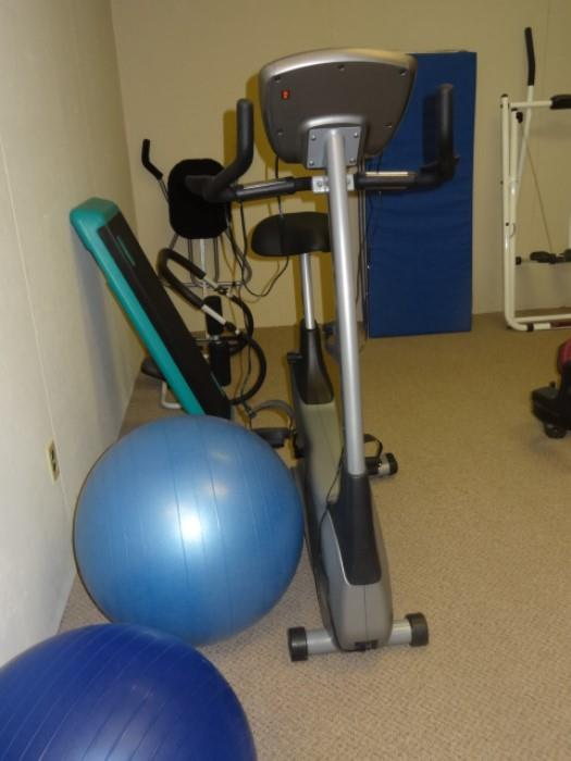 Vision Fitness Stationary Bike