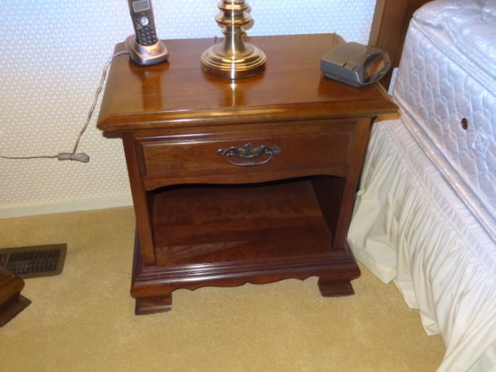 """Sterling House End Table - measures 24""""W X 16""""D X 24"""" High"""