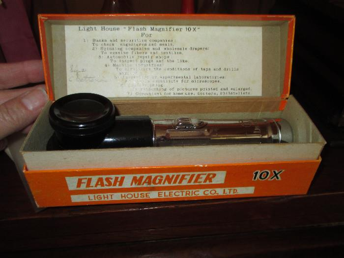 Flash Magnifier
