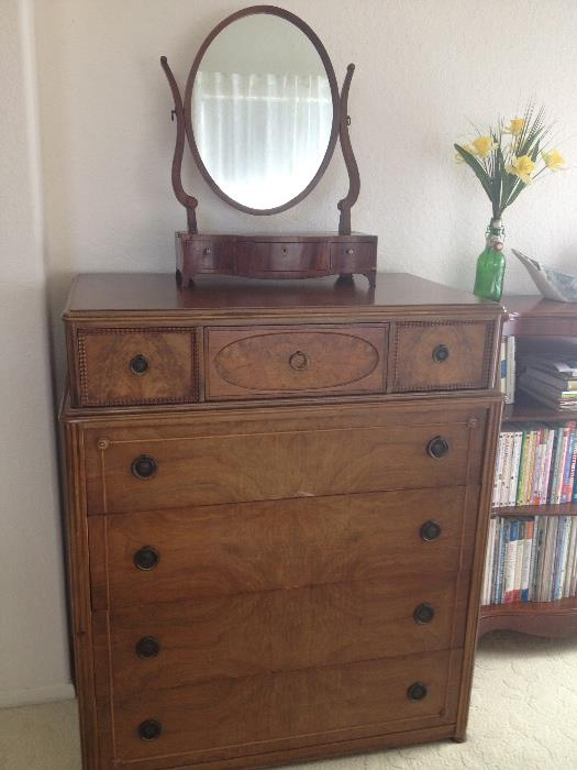Berkey and Gay chest of drawers