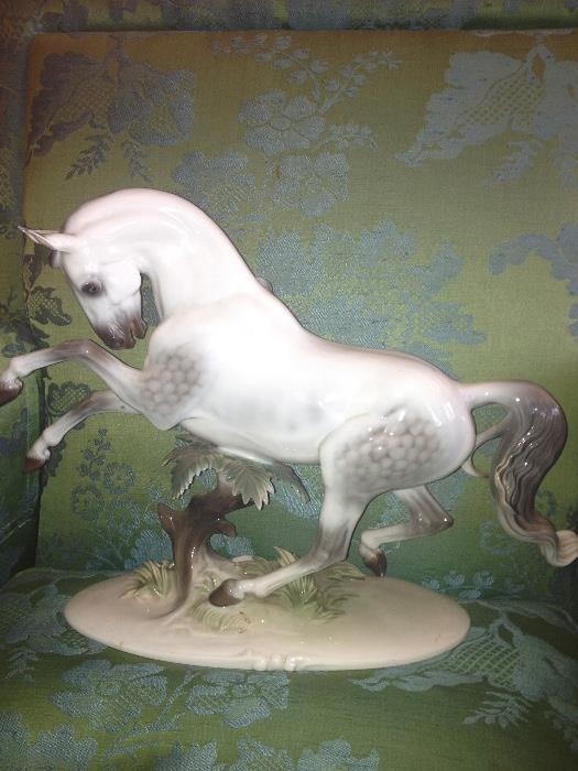 Rosenthal T. Karner Porcelain horse