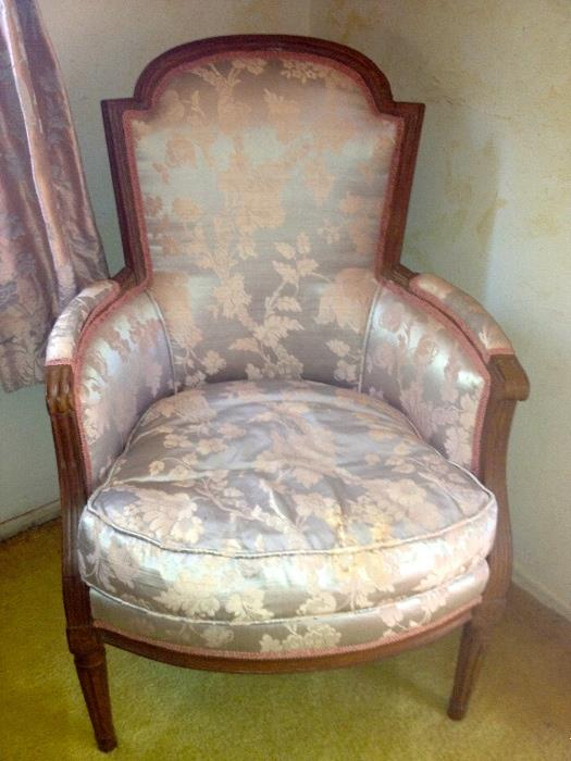 More period French chairs