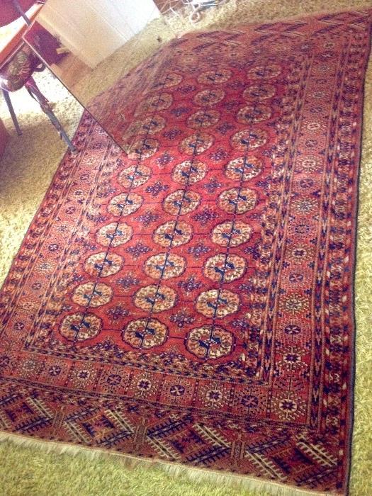 4x6 tribal rug