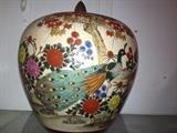 Lovely satsuma vase