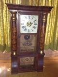 Large Seth Thomas clock,  Needs repair