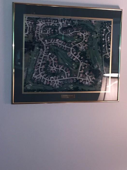 MAP OF ROCHESTER HILLS