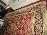 Several beautiful rugs