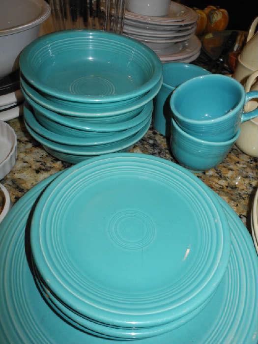Some Fiestaware