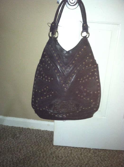 Good Luck purse