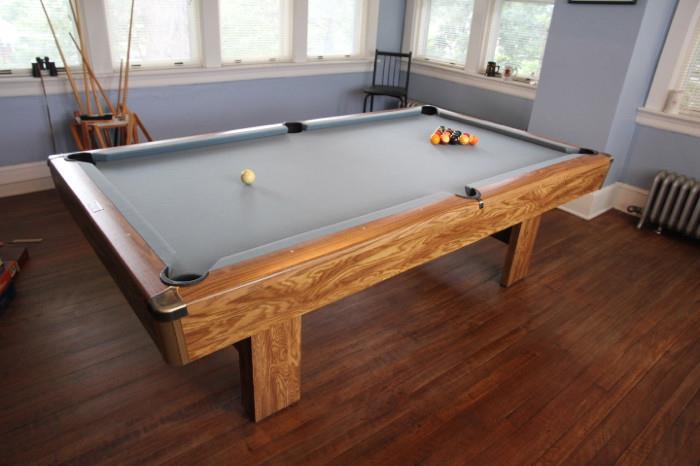 fantastic pool table