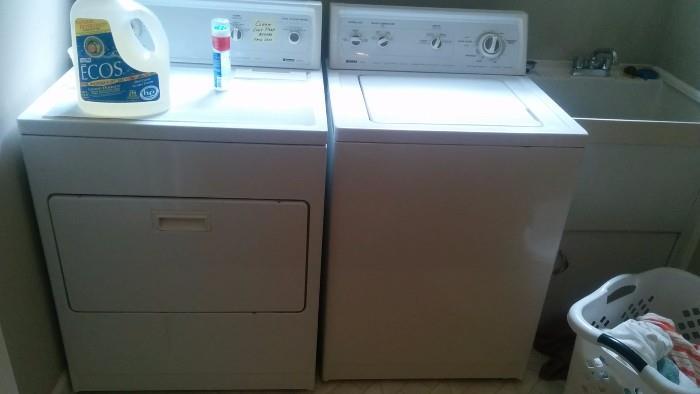 Sorta newish washer/dryer