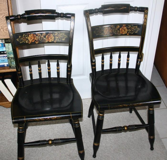 Hitchcok Chairs
