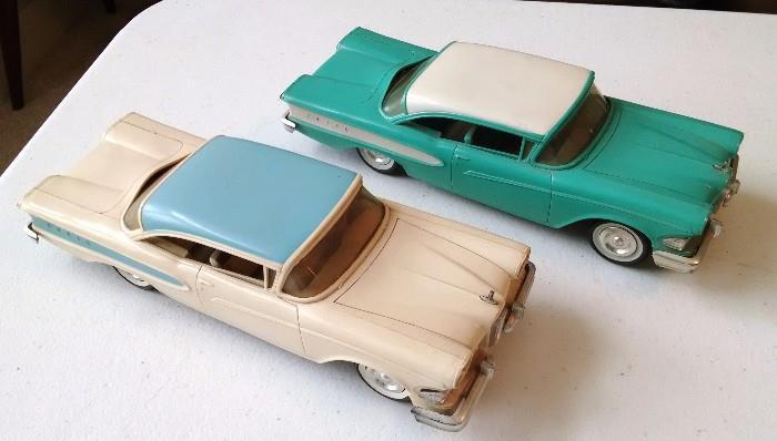 1958 Edsel Promo Cars
