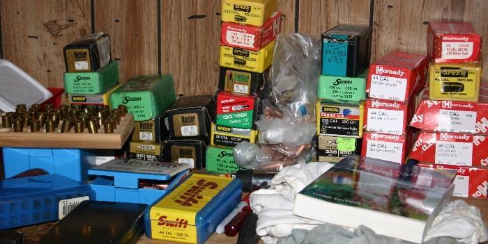 Reloading Supplies