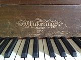 Checkering Grand Piano circa 1925