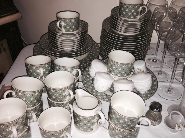 MIKASSA CHINA SET