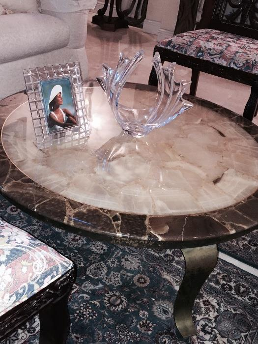 MUELLER ONYX COFFEE TABLE