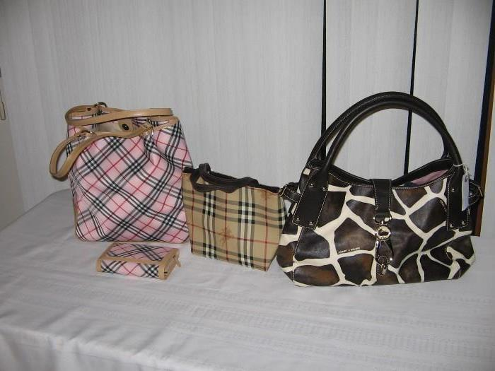 Burberry Hand Bags