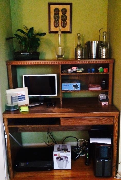 Decanters, Ice Bucket, Office Supplies