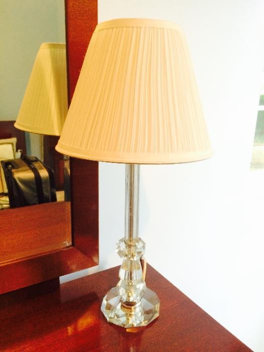 Vanity Lamp (1 of 2)