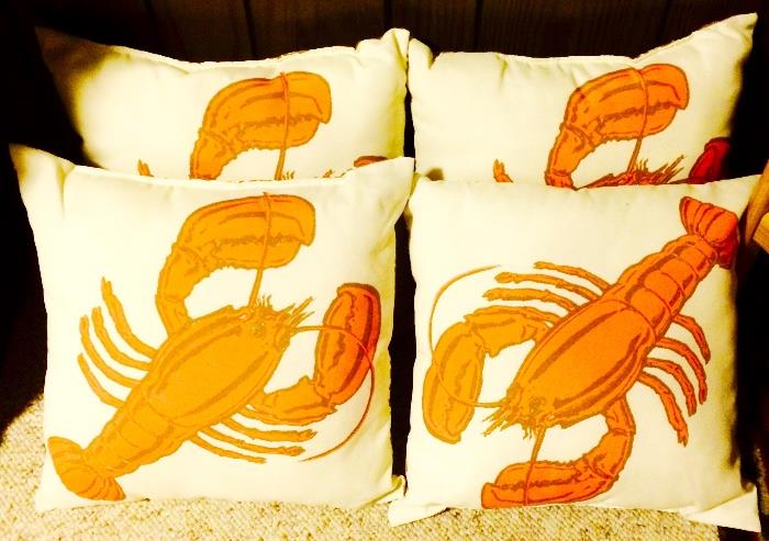 Lobster Pillows