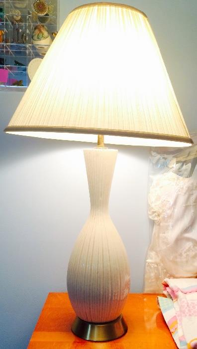 Mid C Style Lamp