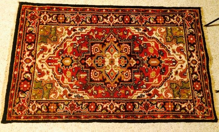 Oriental Style Area Rug