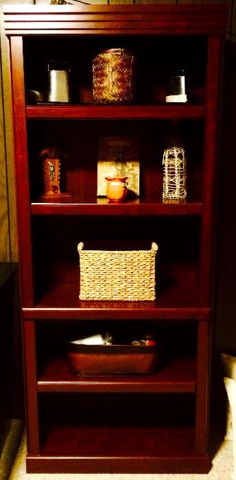 Wood Shelving, Storage Baskets, and More