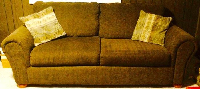 Sleeper Sofa (Super Comfy!)