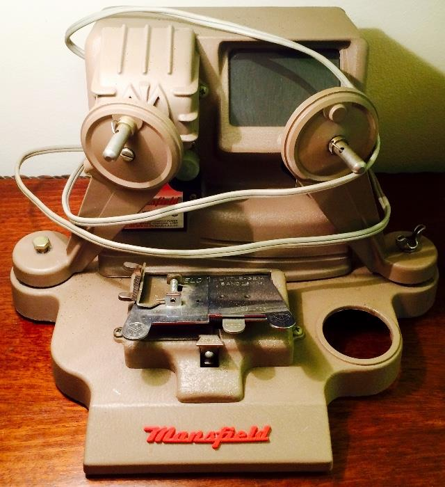 Mansfield Video Editor Model 950
