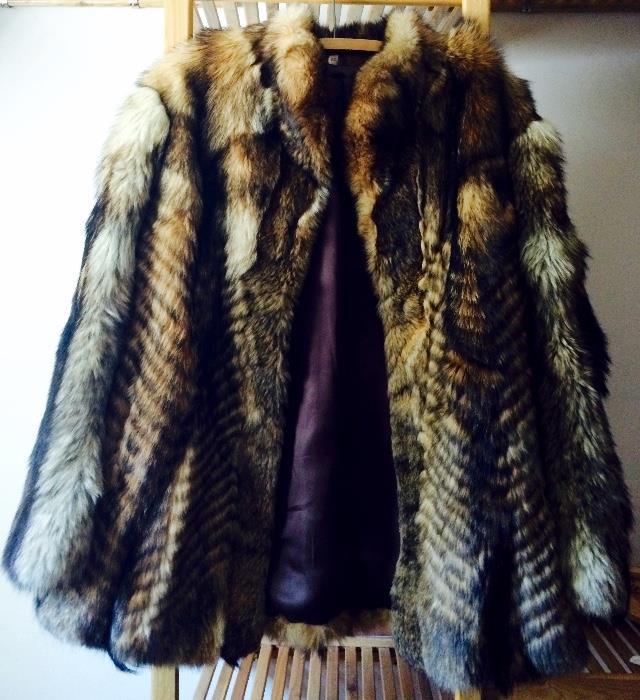 Gorgeous Fur Coat