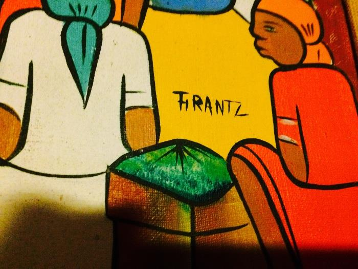 Frantz Signature