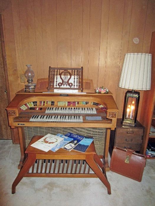 Organ in fantastic condition