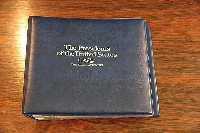 Presidents of the United States First Day Cover collection