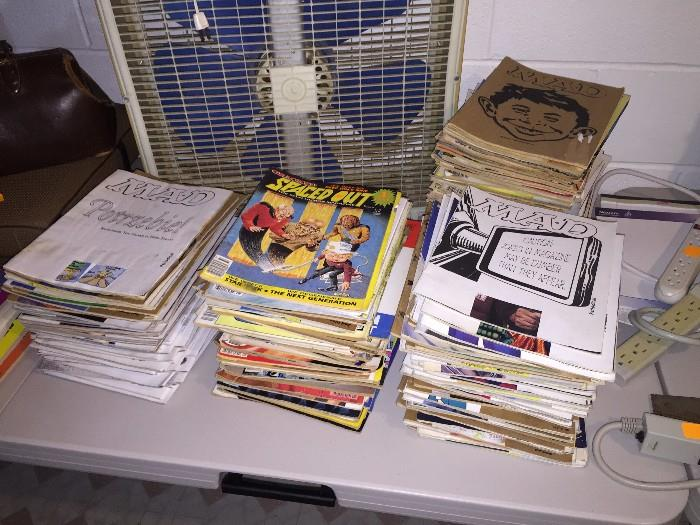 MAD MAGAZINES COLLECTION