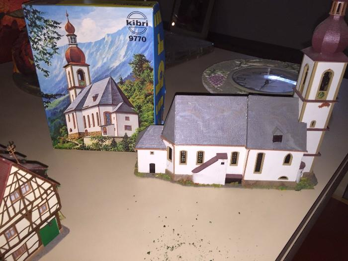 KIBRI MODEL HOMES