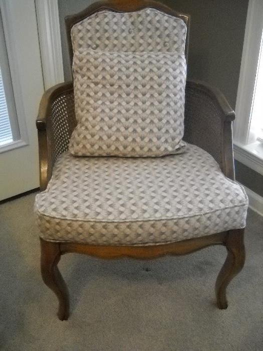 pr.of  Lexington side chairs.