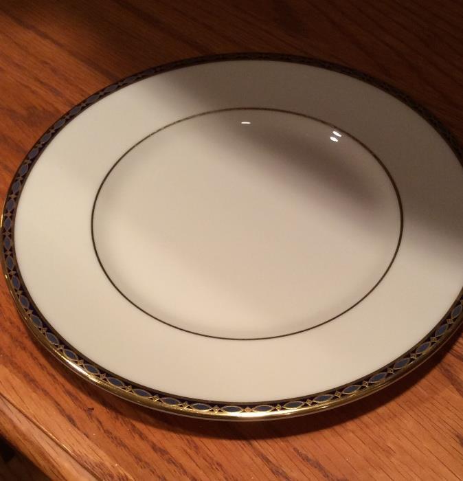 Set of Minton china