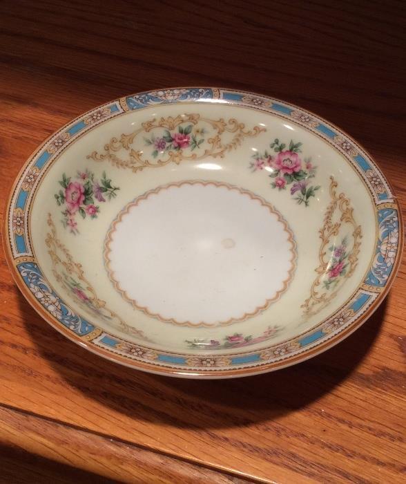 Set of vintage Noritake china