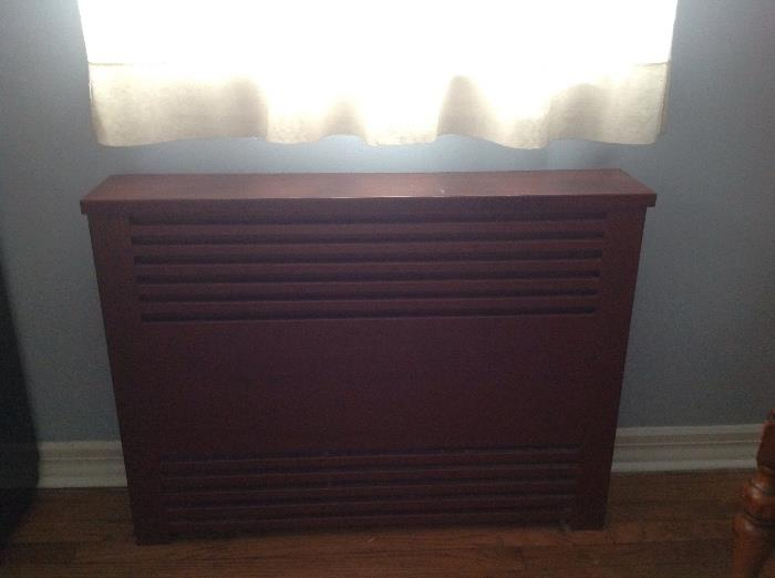 Metal Radiator cover.....mint condition