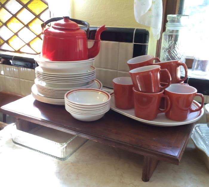 Vintage Dishware & More