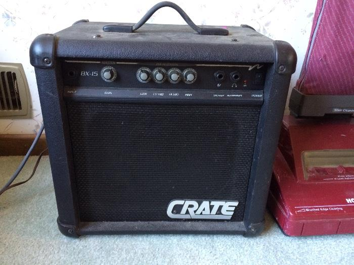 Crate Guitar Amp Speaker