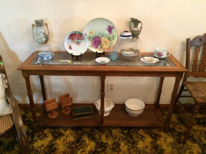 Sofa Table, Nippon, & More