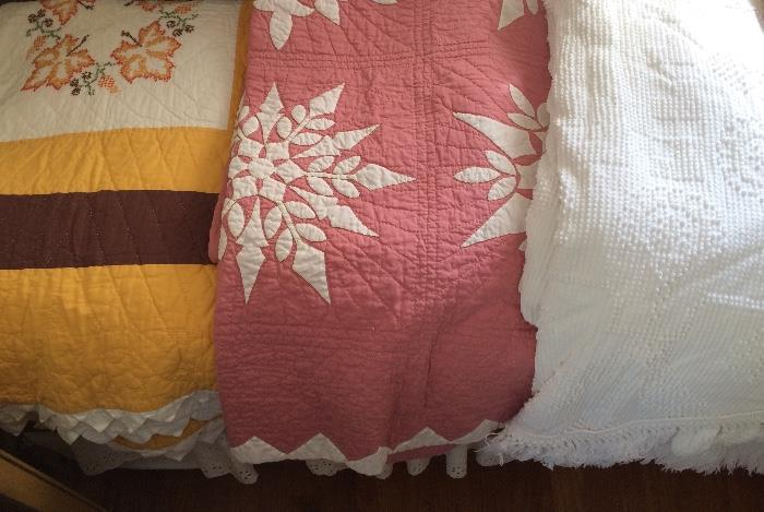 Handmade Quilts & More