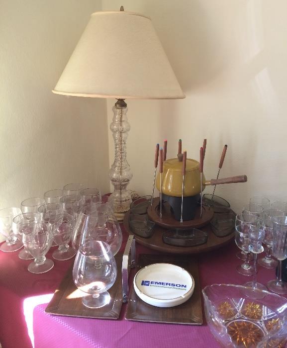 Vintage Lamp & More
