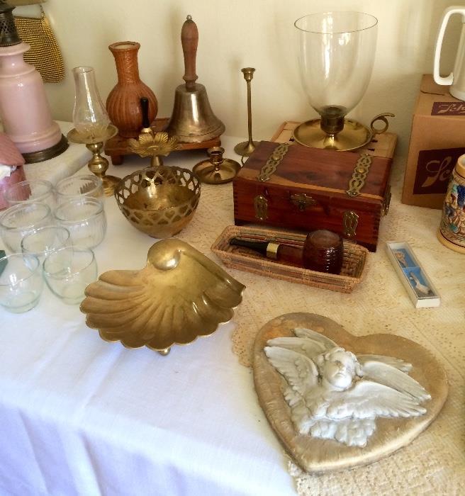 Vintage Brassware & More
