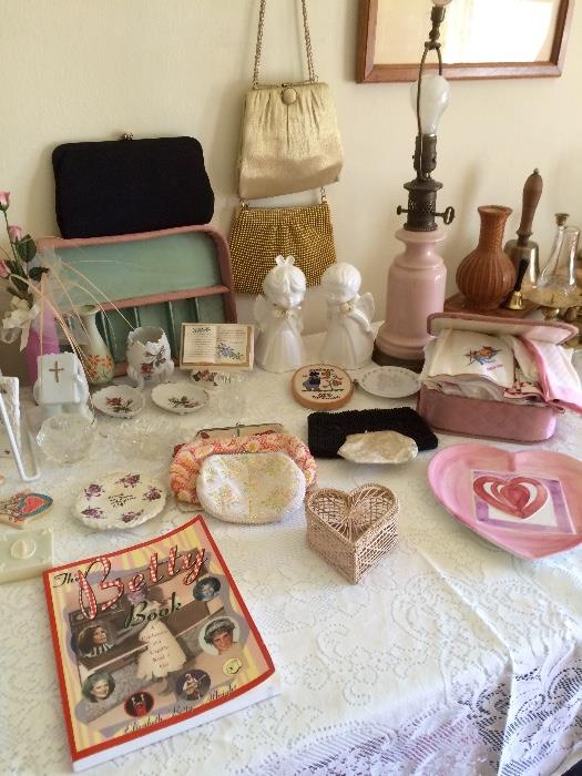 Vintage Vanity Items & More