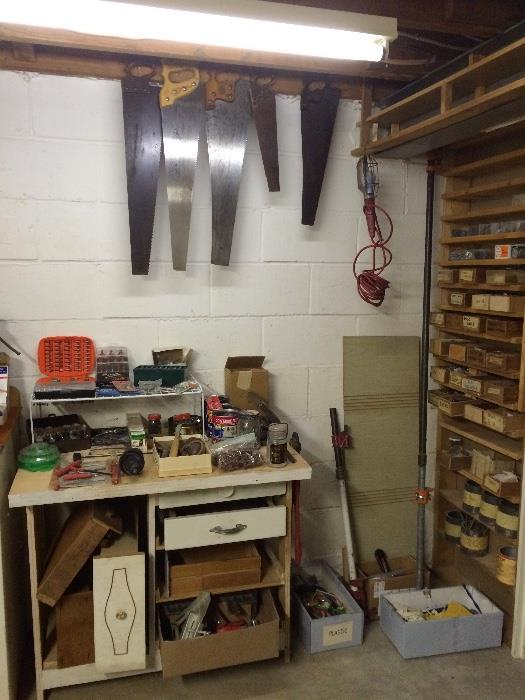 Hand Saws & More